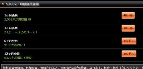 アニメロイド/アダルトエロ動画の評価と入会体験口コミ2