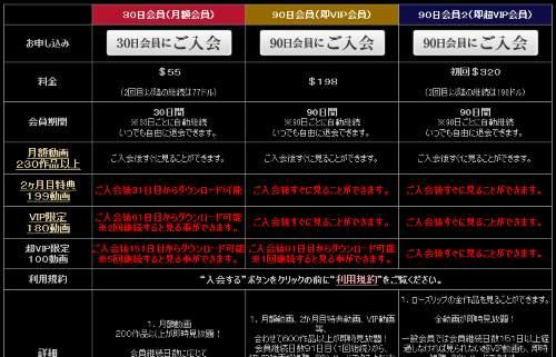 ローズリップ/M男系SMの評判・評価と入会体験口コミ2